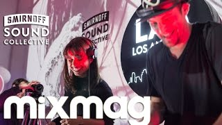 LUPE FUENTES b2b JACK COUSTEAU tech house DJ set in The Lab LA
