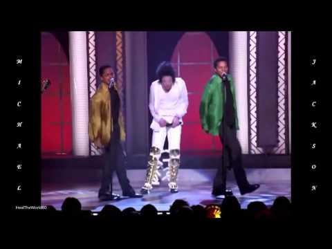 Michael Jackson Medley Jackson 5 2001 Live HD