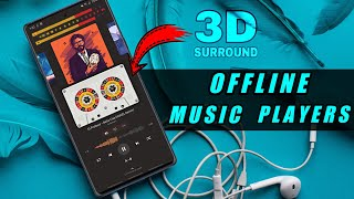 Top 7 Best Free Offline Music Player Apps For Android 2021 | Google Play Music Alternatives screenshot 5