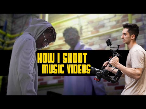 How I shoot RAP - HIPHOP Music Videos! | Tutorial