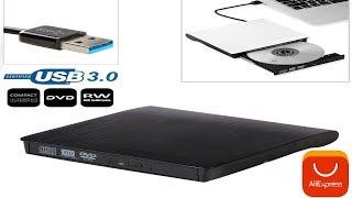 Обзор  KKMOON DVD RW привод для ноутбуков с сайта AliExpress