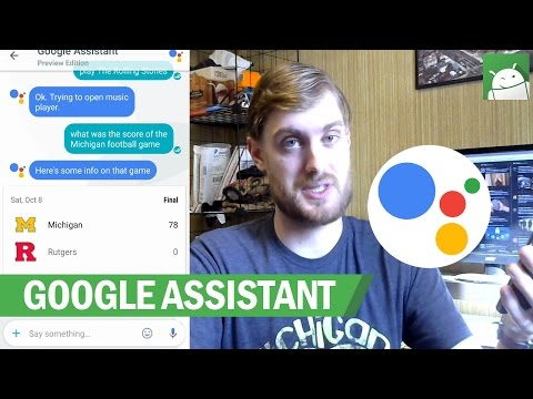 What Google Assistant can do right now