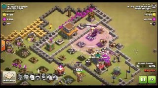 Clash of Clans online live Gameplay #209 [20160330]