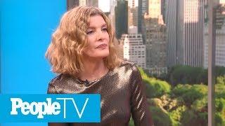 Rene Russo Dishes On Morgan Freeman, Tommy Lee Jones In New Film | PeopleTV | Entertainment Weekly