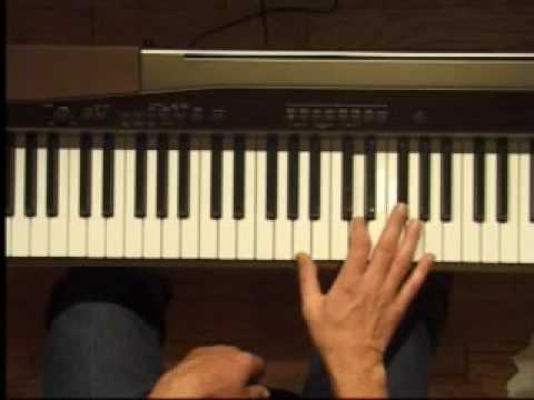 Piano Lesson D Major Triad Inversions Right Hand Youtube