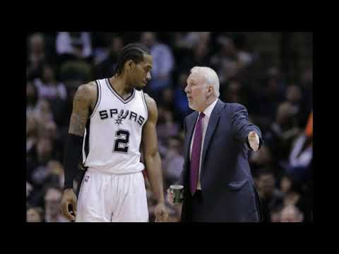 Here is why Kawhi Leonard isn't playing
