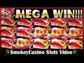 PIRATE SHIP Slot Machine MEGA WIN Bonus ~ WMS GAME CHEST