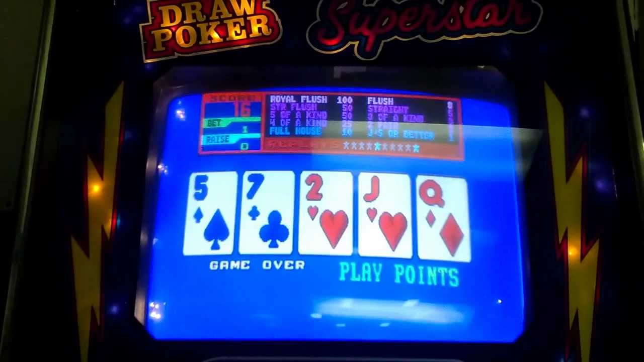 Draw poker machine for sale jouer casino en ligne gratuit