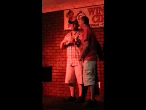 Eric karaoke