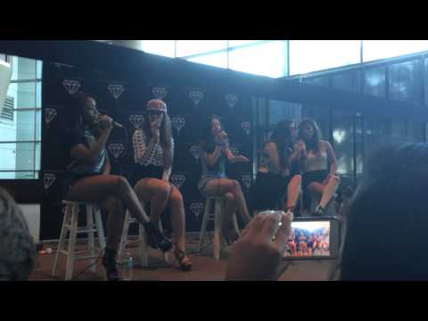 Fifth Harmony- Honeymoon Avenue Acoustic