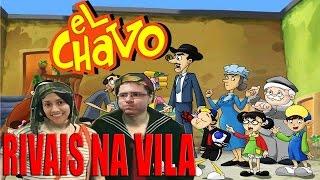 El Chavo - Wii - O jogo do Chaves