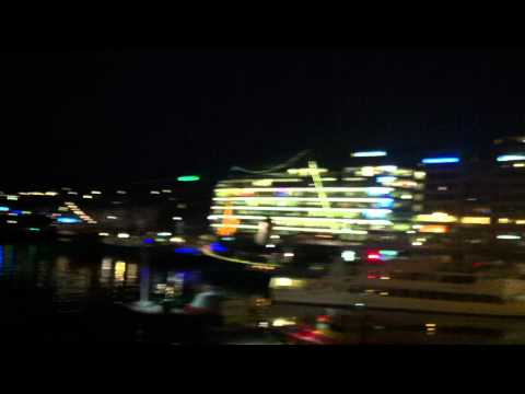 Stockholm: Slussen Panorama