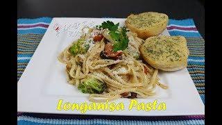 Longanisa Pasta