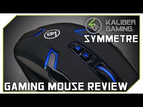 Kaliber Gaming SYMMETRE Gaming Mouse - Best Gaming Mouse