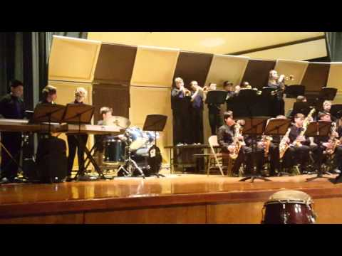 Upper Moreland Middle School Jazz band 2