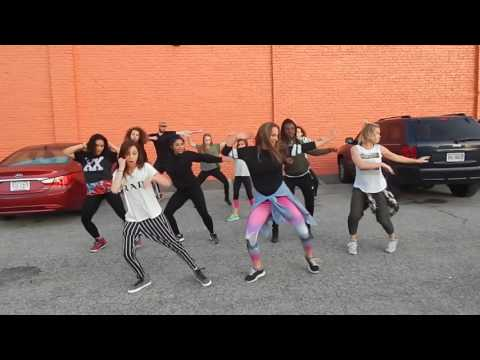 WORK FROM HOME - Fifth Harmony ft. Ty Dolla $ign | Richmond Urban Dance
