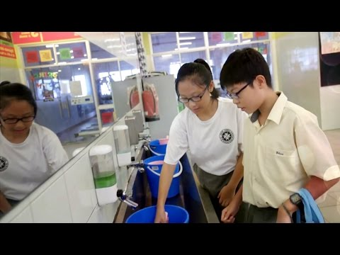 SG World Water Day 2017: Water Rationing Exercise Events