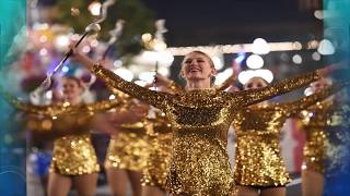 Twirl Mania Solo Day and Night Parade Routine
