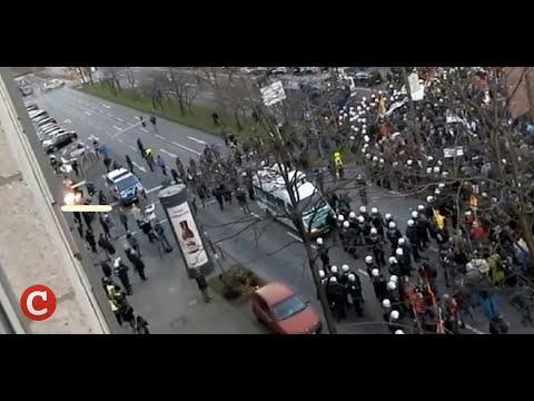 Das sind die Provokateure auf der Kölner Pegida-Demo