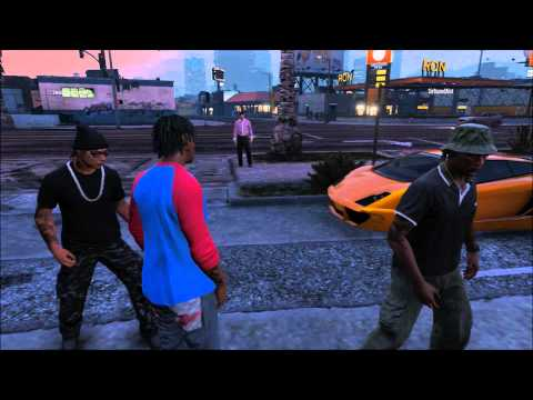 GTA Online: Life in the Hood Pt.  1