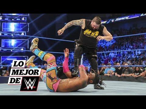 ¡Kevin Owens traiciona a The New Day!: Lo Mejor de WWE