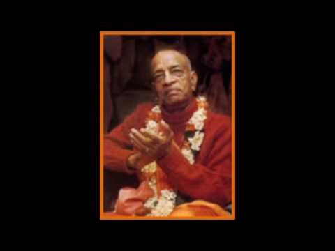 Srila Prabhupada -- Become A Guru, not a God (Caitanya-Carit