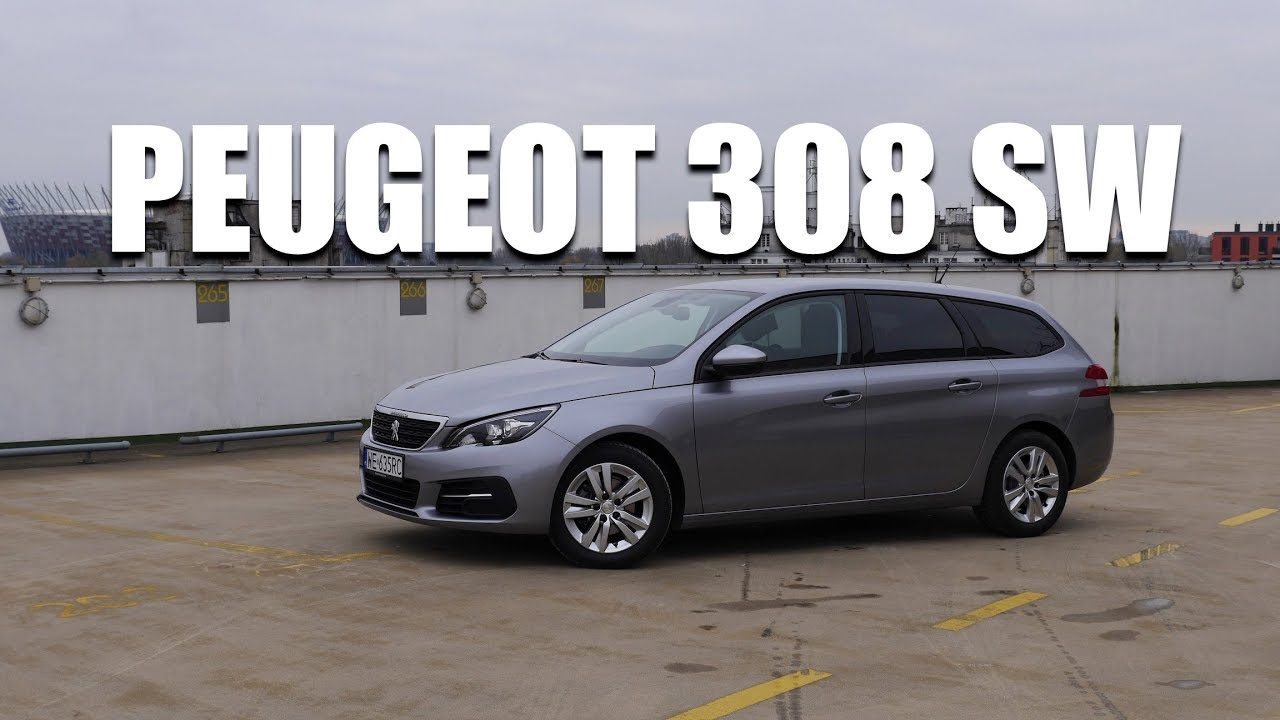 Peugeot       308       SW       2017    facelift  ENG   Test Drive and Review  YouTube