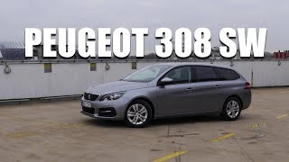 Peugeot 308 SW 2017 facelift (ENG) - Test Drive and Review
