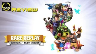 Rare Replay Review - Buy, Wait For A Sale, Rent, Don
