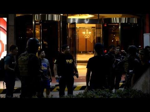 URGENTE: Tiroteo reivindicado por grupo EI en casino de Manila