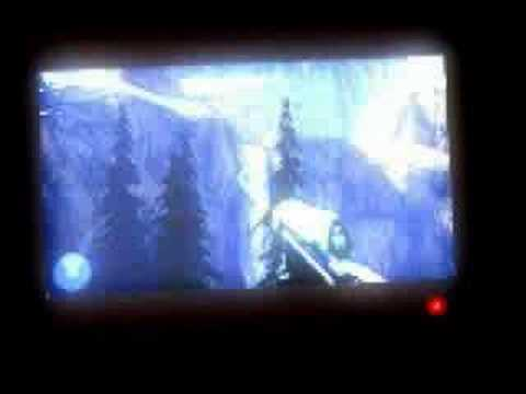 """Halo Reach Gameplay Footage - In case the title isn't clear enough for you illiterate people out there : this is """"Not Halo 3 Leaked Gameplay Footage""""."""