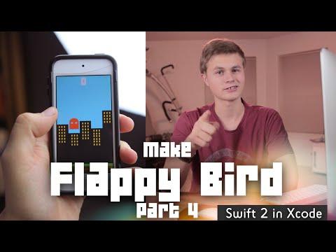 Make Flappy Bird! (Part 4 : Swift 2 in Xcode)