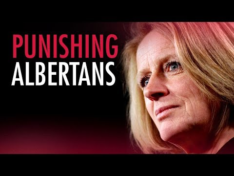 Notley punishes Albertans for BC NDP crimes