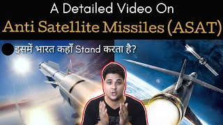 vuclip Evething About Anti Satellite Weapon System (ASAT), Anti Satellite Missile System