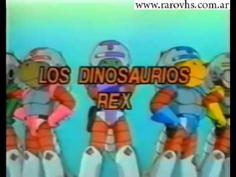 La Tropa Rex (Dibujos Animados 90s)
