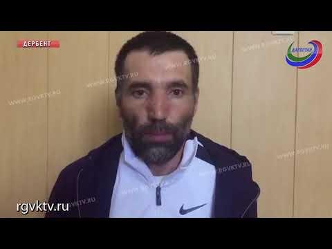 В Дербенте задержан предполагаемый убийца стоматолога