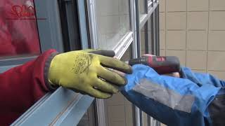 Ремонт квартир в СПб. Утепление и эконом отделка балкона.(, 2016-02-21T18:52:59.000Z)