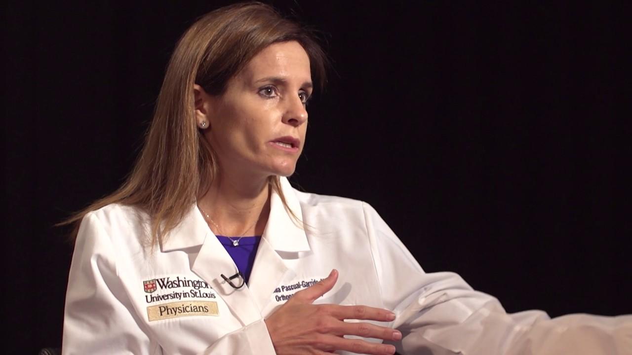 Cecilia Pascual-Garrido, MD, Hip Surgeon at Washington University  Orthopedics