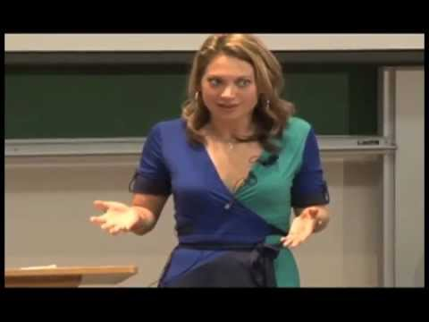 Ginger Zee presentation at the UGA chapter of the AMS