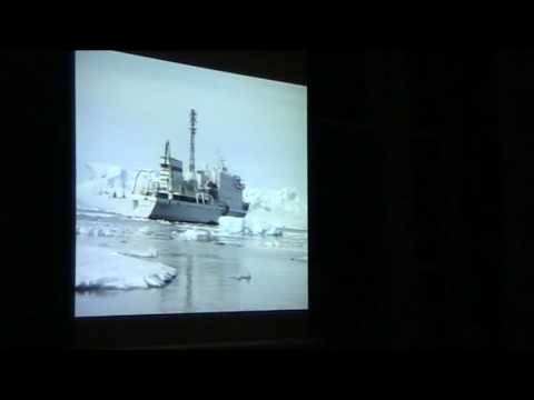 Antarctica talk - a voyage of discovery