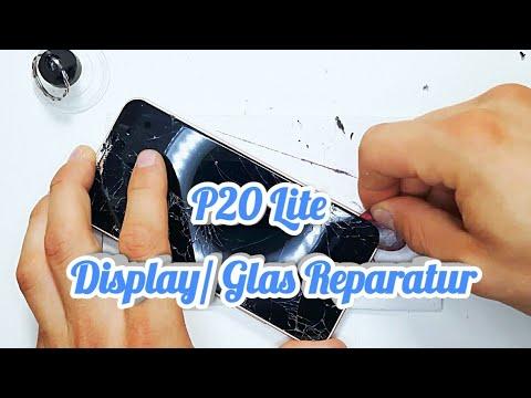 Huawei P20 Lite - Display Tauschen Reparieren
