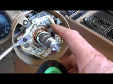 C3 Corvette Steering Column Length Repair