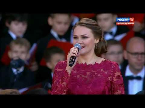 "Полина Шамаева. ""Спасибо, жизнь"" М.Дунаевский"
