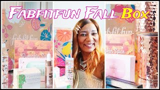 ARE YOU READY FOR FALL || FABFITFUN FALL 2020 BOX WILL GET YOU READY+UNBOXING