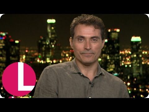Rufus Sewell Talks New Drama Victoria And Being Discovered By Dame Judi Dench  Lorraine