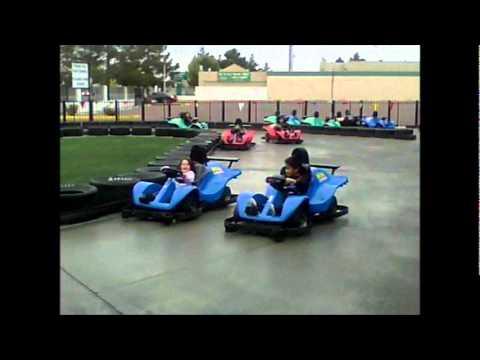 the kids go kart racing youtube. Black Bedroom Furniture Sets. Home Design Ideas