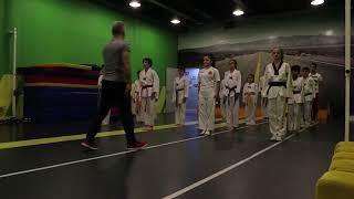 Gambar cover Jet Spor Kulübü - Taekwondo Antrenmanı - Oya Akın Koleji
