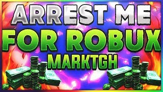 ARREST ME FOR FREE ROBUX!! | Roblox JAILBREAK NEW UPDATE LIVE!| Christmas $50 Gift Card Giveway!