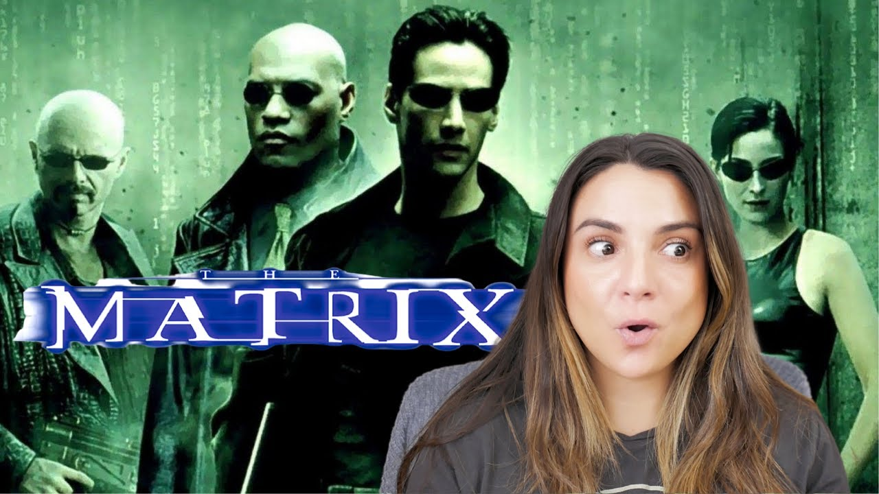 Download Watching The Matrix for the First Time Ever! // Reaction & Commentary // I'm taking the blue pill...