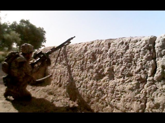 FIREFIGHT WITH TALIBAN AND DANISH SOLDIERS | PART 2/3 - YouTube